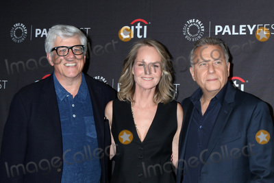 Madness Photo - LOS ANGELES - SEP 7  Peter Tolan Helen Hunt Paul Reiser at the PaleyFest Fall TV Preview - Mad About You at the Paley Center for Media on September 7 2019 in Beverly Hills CA