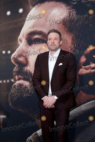 Ben Affleck Photo - LOS ANGELES - MAR 1  Ben Affleck at the The Way Back Premiere at the Regal LA Live on March 1 2020 in Los Angeles CA