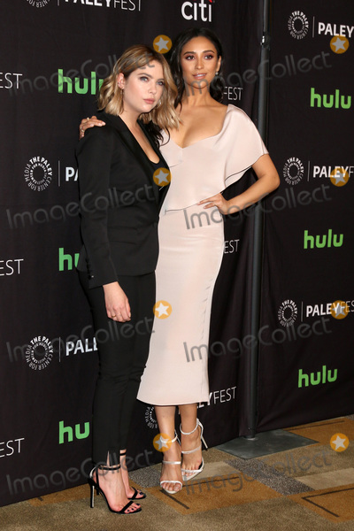 Ashley Benson Photo - LOS ANGELES - MAR 25  Ashley Benson Shay Mitchell at the 34th Annual PaleyFest Los Angeles - Pretty Little Liars at Dolby Theater on March 25 2017 in Los Angeles CA