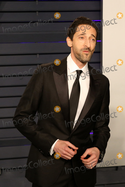 Adrien Brody Photo - LOS ANGELES - FEB 24  Adrien Brody at the 2019 Vanity Fair Oscar Party on the Wallis Annenberg Center for the Performing Arts on February 24 2019 in Beverly Hills