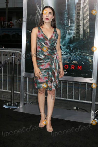 Alix Angelis Photo - LOS ANGELES - OCT 16  Alix Angelis at the Geostorm Premiere at the TCL Chinese Theater IMAX on October 16 2017 in Los Angeles CA