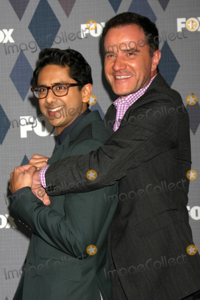 Adhir Kalyan Photo - LOS ANGELES - JAN 15  Adhir Kalyan Tim DeKay at the FOX Winter TCA 2016 All-Star Party at the Langham Huntington Hotel on January 15 2016 in Pasadena CA