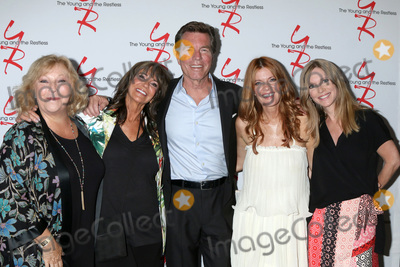 Jess Walton Photo - LOS ANGELES - JUN 23  Beth Maitland Jess Walton Peter Bergman Michelle Stafford Lauralee Bell at the Young and The Restless Fan Club Luncheon at the Marriott Burbank Convention Center on June 23 2019 in Burbank CA
