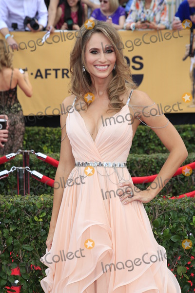 Danielle Demski Photo - LOS ANGELES - JAN 25  Danielle Demski at the 2015 Screen Actor Guild Awards at the Shrine Auditorium on January 25 2015 in Los Angeles CA