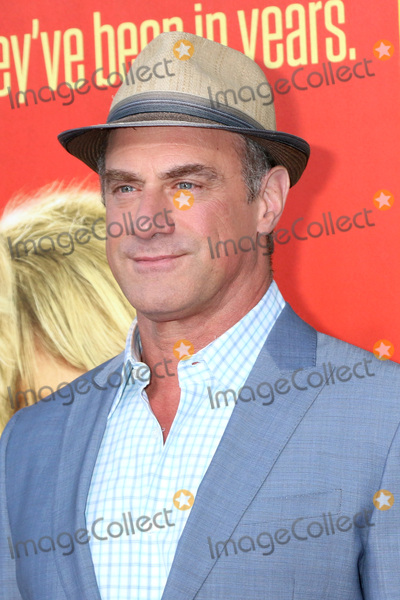 Christopher Meloni Photo - LOS ANGELES - MAY 10  Christopher Meloni at the Snatched World Premiere at the Village Theater on May 10 2017 in Westwood CA