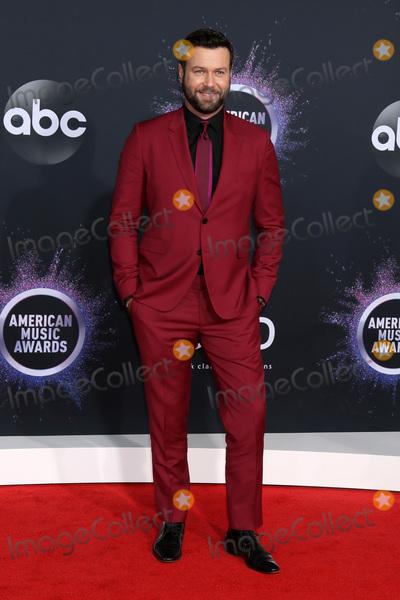 Taran Killam Photo - LOS ANGELES - NOV 24  Taran Killam at the 47th American Music Awards - Arrivals at Microsoft Theater on November 24 2019 in Los Angeles CA