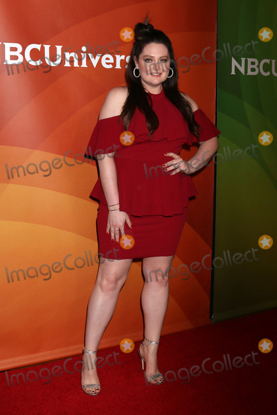 ASH Photo - LOS ANGELES - JAN 9  Lauren Ash at the NBC TCA Winter Press Tour at Langham Huntington Hotel on January 9 2018 in Pasadena CA