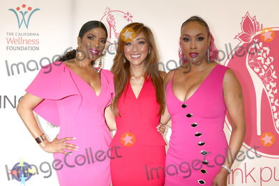Areva Martin Photo - LOS ANGELES - MAY 19  Areva Martin Judy Ho Vivica A Fox at the 11th Annual A Pink Pump Affair at the Beverly Hilton Hotel on May 19 2019 in Beverly Hills CA