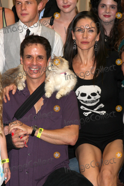 Christian LeBlanc Photo - Christian LeBlanc  Stacy Haiduk  at The Young  the Restless Fan Club Dinner  at the Sheraton Universal Hotel in  Los Angeles CA on August 28 2009