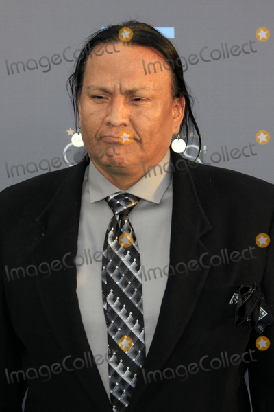 Arthur Redcloud Photo - LOS ANGELES - JAN 17  Arthur Redcloud at the 21st Annual Critics Choice Awards at the Barker Hanger on January 17 2016 in Santa Monica CA