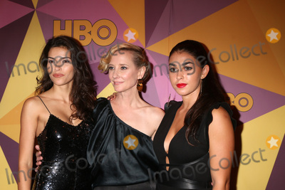 Natacha Karam Photo - LOS ANGELES - JAN 7  Sofia Pernas Anne Heche Natacha Karam at the HBO Post Golden Globe Party 2018 at Beverly Hilton Hotel on January 7 2018 in Beverly Hills CA