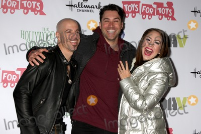 Diana De Garmo Photo - LOS ANGELES - DEC 1  Chris Daughtry Ace Young Diana DeGarmo at the 2013 Hollywood Christmas Parade at Hollywood  Highland on December 1 2013 in Los Angeles CA