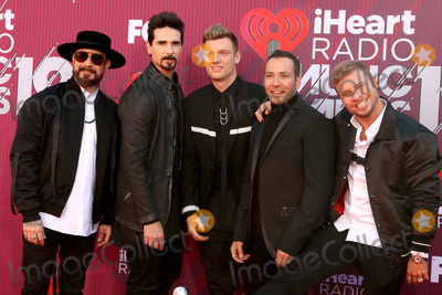 Brian Littrell Photo - LOS ANGELES - MAR 14  Backstreet Boys AJ McLean Kevin Richardson Brian Littrell Nick Carter Howie Dorough at the iHeart Radio Music Awards - Arrivals at the Microsoft Theater on March 14 2019 in Los Angeles CA