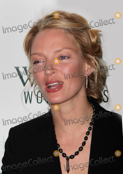 Arpad Busson Photo - New York New York 03-05-08Uma Thurman and boyfriend Arpad Busson to present the Courage Award at the Wings Worldquest  Women of Discovery Awards gala at Cipriani on 23 StreetDigital photo by Mary Duggan-PHOTOlinknet