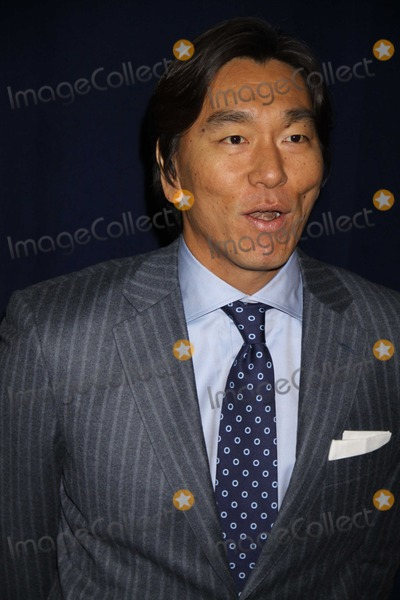Hideki Matsui Photo - New York NYHideki Matsuiat Joe Torre Safe at Home Foundation8th Annual Gala at Chelsea PiersPhoto By Maggie Wilson-PHOTOlinknet