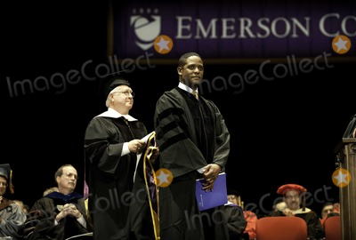 Milos Forman Photo - Boston MA 5-18-2009Actor Blair Underwood and Director Milos Forman receive an honorary degree at the graduation ceremonies for undergraduate and graduate students of Emerson College at the Wang Theatre in the Citi Performing Arts CenterDigital photo by Lynne Cossever-PHOTOlinknet