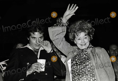 Desi Arnaz Photo - New York NY Feb 1978 FILE PHOTOLucille Ball and son Desi Arnaz JrDigital photo by Adam Scull-PHOTOlinknet