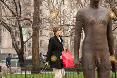 Antony Gormley Photo - New York NY 3232010Artist Antony Gormleys new public art installation Event Horizon a collection of thirty-one casts of the artist himself placed in and around Madison Square ParkDigital photo by Andy Lavin-PHOTOlinknet