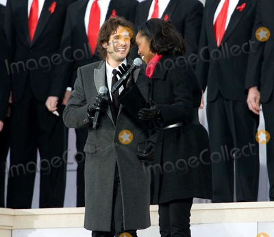 Heather Headley Photo - Washington DC January 18 2009Josh Groban and Heather HeadleyWe Are One The Obama Inaugural Celebration in front of the Lincoln Memorial at the National MallDigital photo by Lynne Cossever-PHOTOlinknet