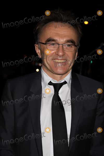 Danny Boyle Photo - New York NY 11-2-10Danny Boyle directorat NY Premiere  127 Hours at Chelsea Clearview Cinema W23StPhoto By Maggie Wilson-PHOTOlinknet