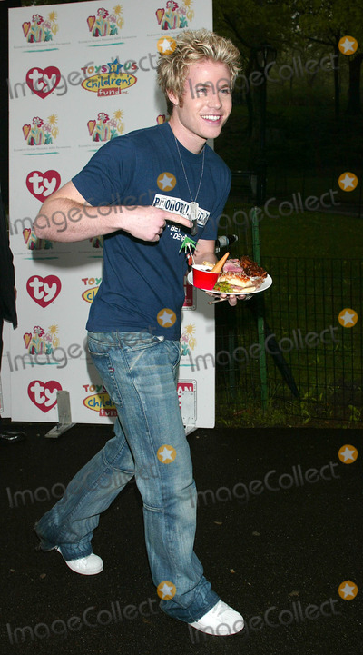 Ashley Angel Photo - Photo by Stephen TruppSTAR MAX Inc - copyright 200242802Ashley Angel at Kids for Kids - a benefit to raise money for AIDS Research(Central Park NYC)