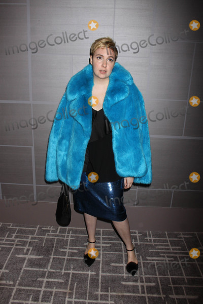Lena Dunham Photo - Photo by Victor MalafrontestarmaxinccomSTAR MAX2017ALL RIGHTS RESERVEDTelephoneFax (212) 995-11969817Lena Dunham at The Daily Front Rows Fashion Media Awards in New York City
