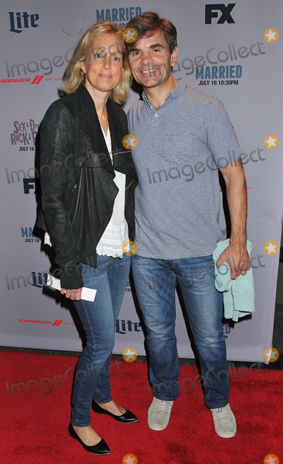 Ali Wentworth Photo - Photo by Demis MaryannakisstarmaxinccomSTAR MAX2015ALL RIGHTS RESERVEDTelephoneFax (212) 995-119671415Ali Wentworth and George Stephanopoulos at the premiere of SexDrugsRockRoll(NYC)