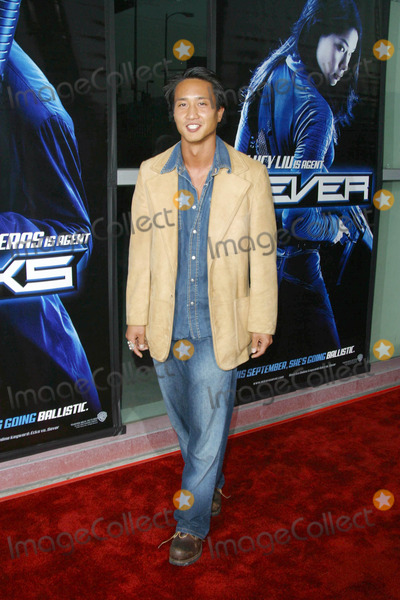 Terry Chen Photo - Photo by Lee RothSTAR MAX Inc - copyright 200291802Terry Chen at the premiere of Ballistic(Hollywood CA)