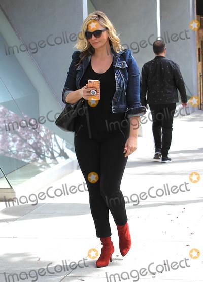 Natasha Henstridge Photo - Photo by SMXRFstarmaxinccomSTAR MAX2018ALL RIGHTS RESERVEDTelephoneFax (212) 995-11963918Natasha Henstridge grabs lunch in Beverly Hills CA