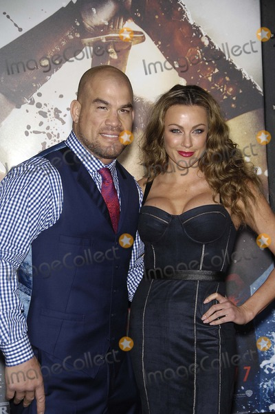 Amber Miller Photo - Tito Ortiz and Amber Miller during the premiere of the new movie from Warner Bros Pictures 300 RISE OF AN EMPIRE held at the TCL Chinese Theatre on March 4 2014 in Los AngelesPhoto Michael Germana Star Max
