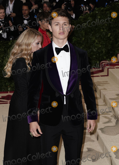 Ansel Elgort Photo - Photo by zzXPXstarmaxinccomSTAR MAXCopyright 2018ALL RIGHTS RESERVEDTelephoneFax (212) 995-11965718Ansel Elgort at the 2018 Costume Institute Benefit Gala celebrating the opening of Heavenly Bodies Fashion and the Catholic Imagination(The Metropolitan Museum of Art NYC)