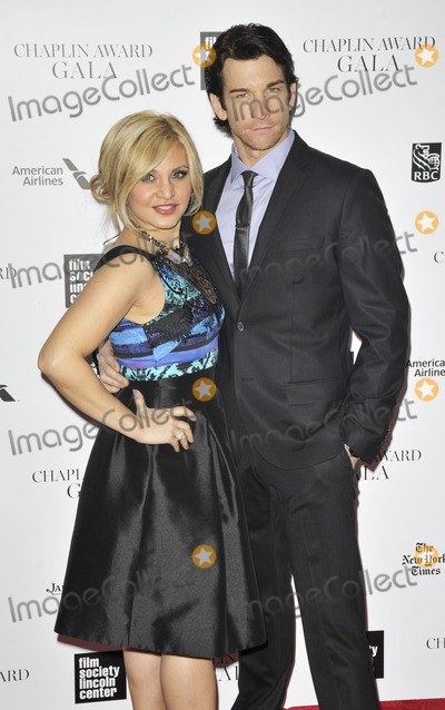 Andy Karl Photo - Photo by Patricia SchleinstarmaxinccomSTAR MAX2014ALL RIGHTS RESERVEDTelephoneFax (212) 995-119642814Andy Karl and Orfeh at the 41st Annual Chaplin Awards Gala(NYC)