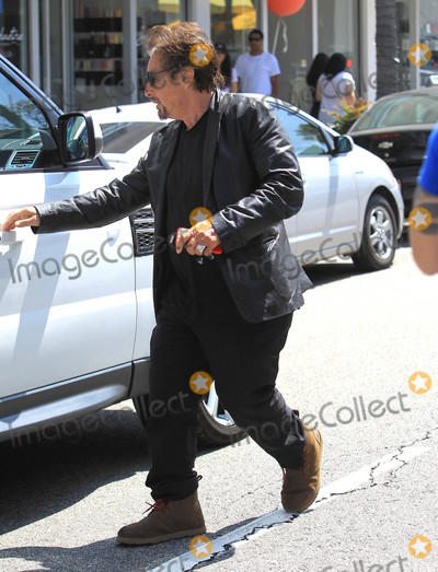 Al Pacino Photo - Photo by SMXRFstarmaxinccomSTAR MAX2018ALL RIGHTS RESERVEDTelephoneFax (212) 995-11965918Al Pacino is seen in Beverly Hills CA
