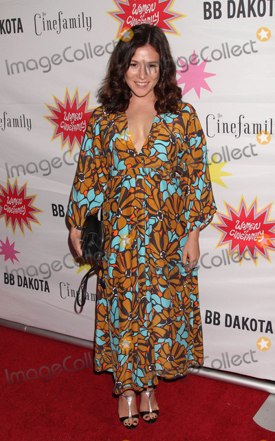 Yael Stone Photo - Photo by REWestcomstarmaxinccomSTAR MAX2016ALL RIGHTS RESERVEDTelephoneFax (212) 995-119682116Yael Stone at the premiere of Antibirth(Los Angeles CA)