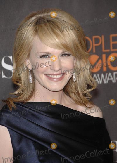 Kathryn Morris Photo - Photo by Michael Germanastarmaxinccom20101610Kathryn Morris at the Peoples Choice Awards(Los Angeles CA)