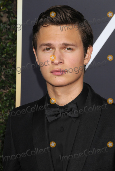 Ansel Elgort Photo - Photo by GalaxystarmaxinccomSTAR MAXCopyright 2018ALL RIGHTS RESERVEDTelephoneFax (212) 995-11961718Ansel Elgort at the 75th Annual Golden Globe Awards(Beverly Hills CA)