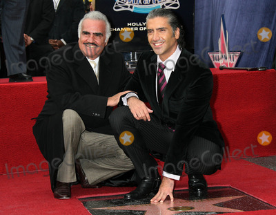Alejandro Fernandez Photo - Photo by NPXstarmaxinccom200512205Alejandro Fernandez (with Vincent Fernandez) receives his star on the Hollywood Walk of Fame(Los Angeles CA)
