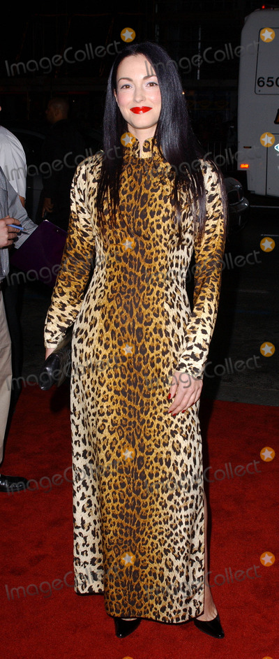 Julie Dreyfus Photo - Photo by Lee RothSTAR MAX Inc - copyright 200392903Julie Dreyfus at the Los Angeles premiere screening of Kill Bill Vol 1(Hollywood CA)