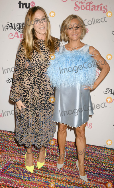 Amy Sedaris Photo - Photo by Dennis Van TinestarmaxinccomSTAR MAX2017ALL RIGHTS RESERVEDTelephoneFax (212) 995-1196101917Sarah Jessica Parker and Amy Sedaris at a screening of At Home With Amy Sedaris in New York City