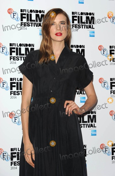 Agyness Deyn Photo - Photo by KGC-03starmaxinccomSTAR MAX2014ALL RIGHTS RESERVEDTelephoneFax (212) 995-1196101414Agyness Deyn at the premiere of Electricity during the 58th BFI London Film Festival(London England UK)