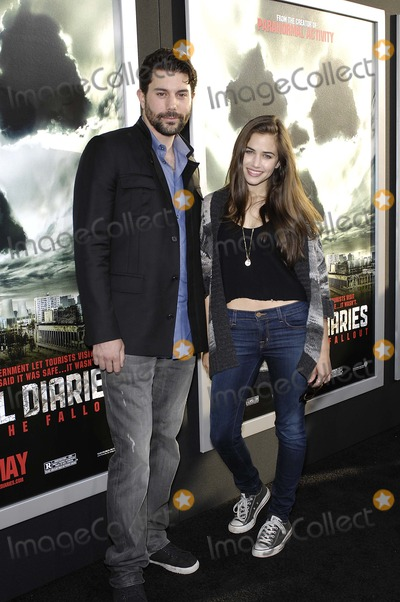 Micah Sloat Photo - Micah Sloat and Alix Elizabeth Gitter during the premiere of the new movie from Warner Bros Pictures CHERNOBYL DIARIES held at the Arclight Cinerama Dome on May 23 2012 in Los AngelesPhoto Michael Germana Star Max