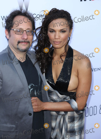 Amber Dixon Photo - Photo by JMAstarmaxinccomSTAR MAX2015ALL RIGHTS RESERVEDTelephoneFax (212) 995-119662215David Brenner and Amber Dixon Brenner at the premiere of Escobar Paradise Lost(Los Angeles CA)
