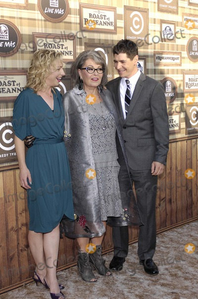 Alicia Goranson Photo - Alicia Goranson Roseanne Barr and Michael Fishman during The Comedy Central Roast of Roseanne held at the Hollywood Palladium on August 4 2012 in Los AngelesPhoto Michael Germana Star Max