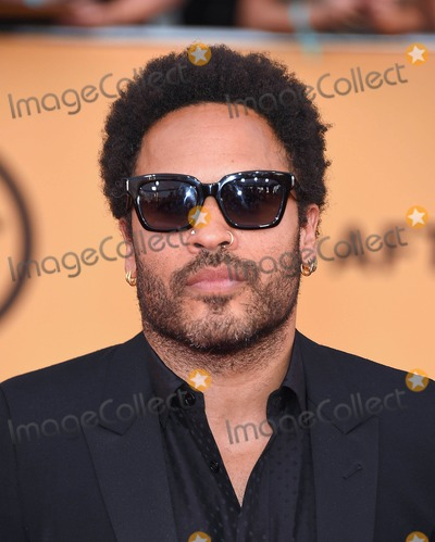 Lenny Kravitz Photo - Photo by KGC-11starmaxinccomSTAR MAX2015ALL RIGHTS RESERVEDTelephoneFax (212) 995-119612515Lenny Kravitz at the 21st Annual Screen Actors Guild (SAG) Awards(Los Angeles CA)