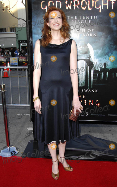 Andrea Frankle Photo - Photo by Michael Germanastarmaxinccom200732907Andrea Frankle at the premiere of The Reaping(Westwood CA)