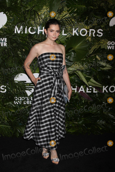 Emily Robinson Photo - Photo by Victor MalafrontestarmaxinccomSTAR MAX2017ALL RIGHTS RESERVEDTelephoneFax (212) 995-1196101617Emily Robinson at The 11th Annual Gods Love We Deliver Golden Heart Awards in New York City