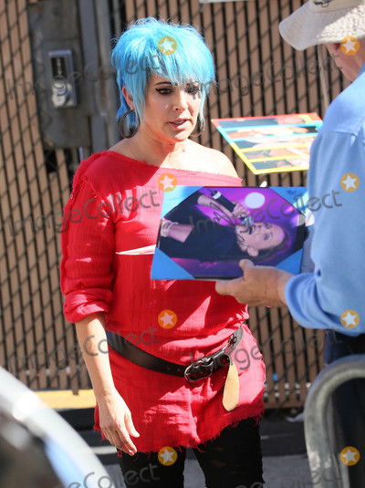 Go-Gos Photo - Photo by gotpapstarmaxinccomSTAR MAX2016ALL RIGHTS RESERVEDTelephoneFax (212) 995-119672716Jane Wiedlin of The Go-Gos is seen in Los Angeles CA
