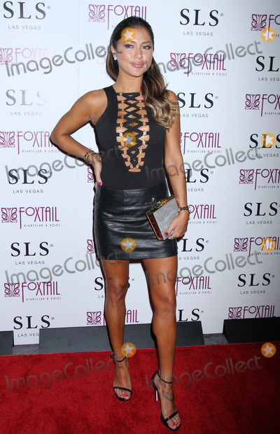 Arianny Celeste Photo - Photo by Raoul GatchalianstarmaxinccomSTAR MAX2015ALL RIGHTS RESERVEDTelephoneFax (212) 995-119671115UFC Octagon Girl Arianny Celeste at The UFC 189 After Party at Foxtail Nightclub(Las Vegas Nevada)
