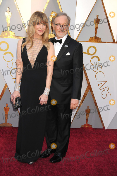 Kate Capshaw Photo - Photo by GalaxystarmaxinccomSTAR MAXCopyright 2018ALL RIGHTS RESERVEDTelephoneFax (212) 995-11963418Kate Capshaw and Steven Spielberg at the 90th Annual Academy Awards (Oscars) presented by the Academy of Motion Picture Arts and Sciences(Hollywood CA USA)