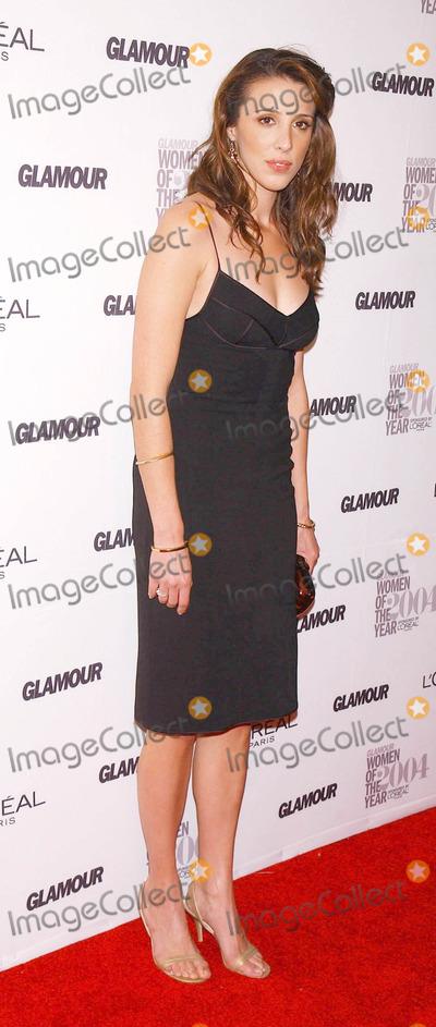 ALEXANDRA  KERRY Photo - Photo by Walter Weissmanstarmaxinccom200411804Alexandra Kerry at Glamour Magazines Women of the Year Awards(NYC)